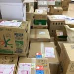 医療系・福祉系支援物資の募集終了と提供先のご報告