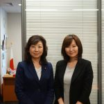 野田聖子総務大臣に面会陳情いたしました